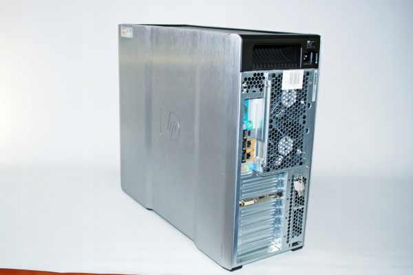 HP WorkStation Z800 XEON E5540 6GB 500GB Win10